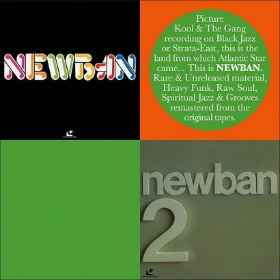 Newban/Newban 2 (Bonus Tracks)