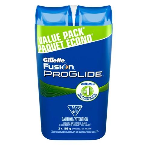 Gillette® Fusion® Proglide™ Sensitive Shave Gel - 13.9 oz