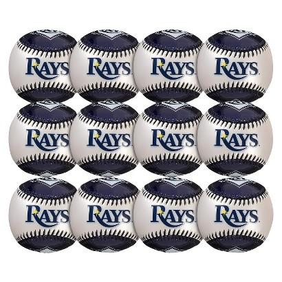 Tampa Bay Rays Franklin Sports Metallic Pearl