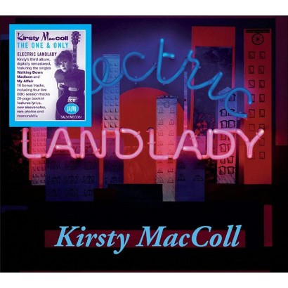 Electric Landlady (Bonus CD) (Bonus Tracks) (Remastered)
