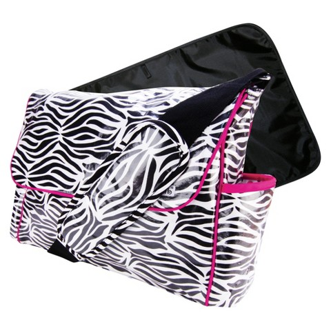 Trend Lab Diaper Bag - Zahara Messenger