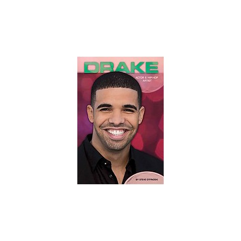 Drake ( Contemporary Lives) (Hardcover)