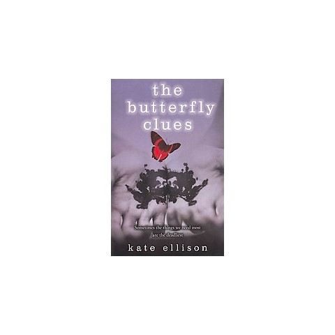 Butterfly Clues (Reprint) (Paperback)