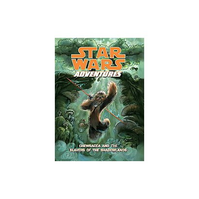 Star Wars Adventures (Hardcover)