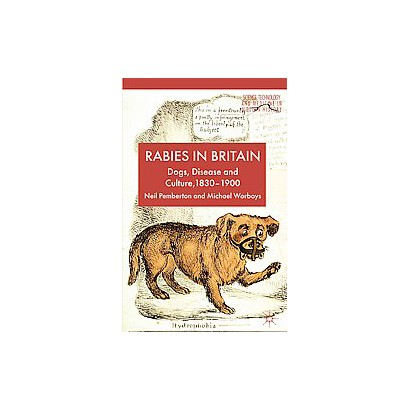 Rabies in Britain (Reprint) (Paperback)