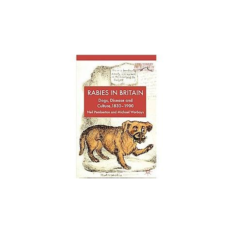 Rabies in Britain (Reprint) (Paperback)