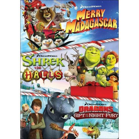 DreamWorks Holiday Classics (Widescreen)