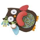 Skip Hop Treetop Friends Tummytime Mat - Owl