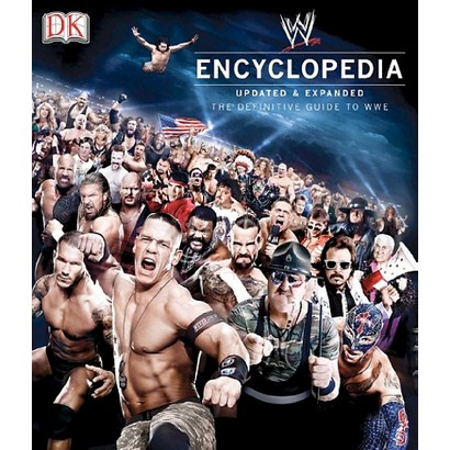 WWE Encyclopedia (Expanded / Updated) (Hardcover)