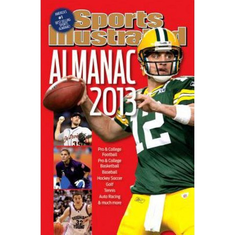Sports Illustrated Almanac 2013 by Editors of Sports Illustrated (Paperback)