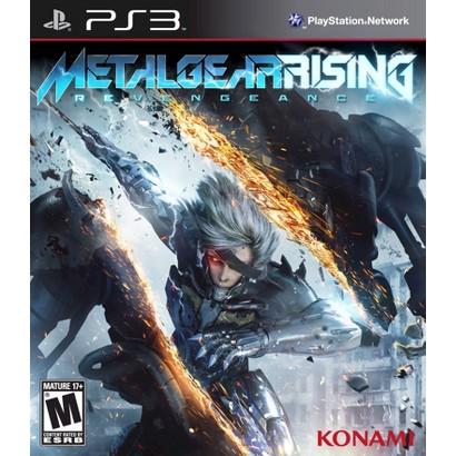 Metal Gear Rising (PlayStation 3)