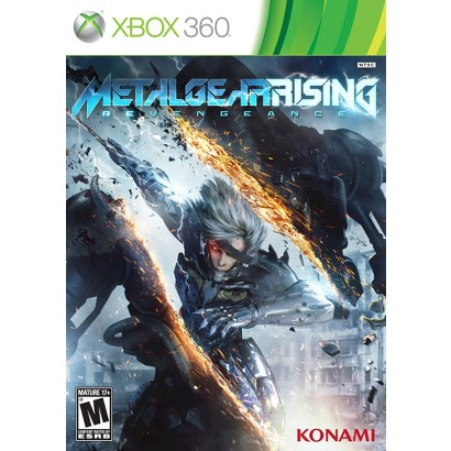 Metal Gear Rising (Xbox 360)