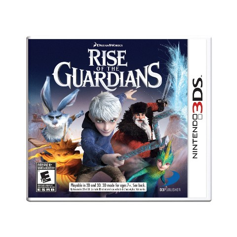 Rise Of The Guardians: The Video Game (Nintendo 3DS)