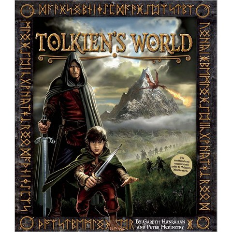 Tolkien's World by Gareth Hanrahan, Peter Mckinstry (Illustrator)(Hardcover)