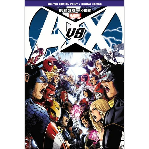 Avengers Vs. X-Men (Limited) (Mixed media product)