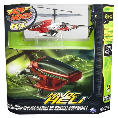 Air Hogs® R/C Havoc Heli® - Red/White