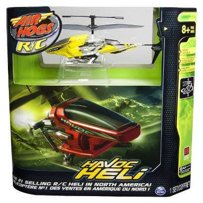 Air Hogs® R/C Havoc Heli® - Yellow/Black