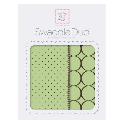 Modern Swaddle Duo 2pk