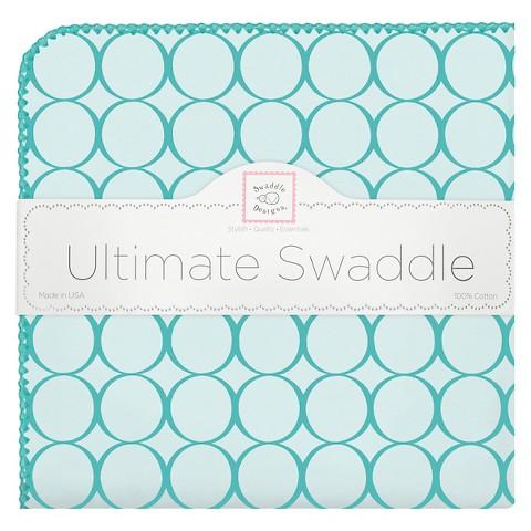 SwaddleDesign Ultimate Receiving Blanket Mod Circle