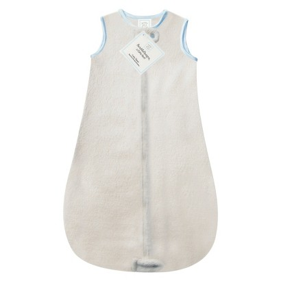 SwaddleDesign Organic Eco Fleece zzzZip Me Sack