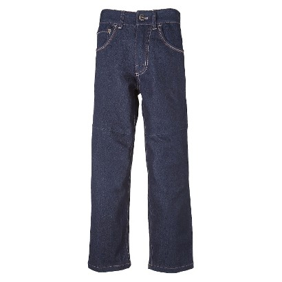 Grindz Boys Padded Denim Blue