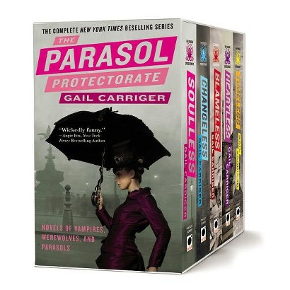 The Parasol Protectorate (Paperback)