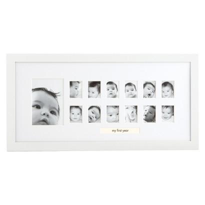Pearhead White Photo Moments Frame