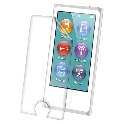 ZAGG iPod Nano 7th Generation Screen Protector - Clear (FAPIPNAN7S)