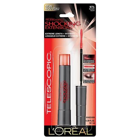 L'Oréal® Paris Telescopic Shocking Extensions Mascara