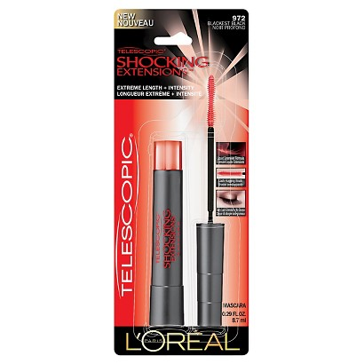 L'Oréal® Paris Telescopic Shocking Extensions Mascara