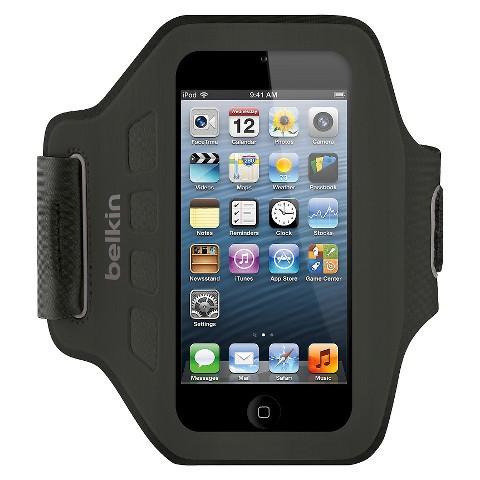 Belkin iPod Touch Easefit Armband - Black (F8W149ttC00)