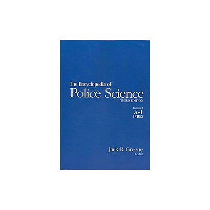 The Encyclopedia of Police Science (Paperback)