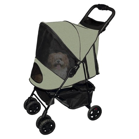 PET GEAR Sage Happy Trails Stroller