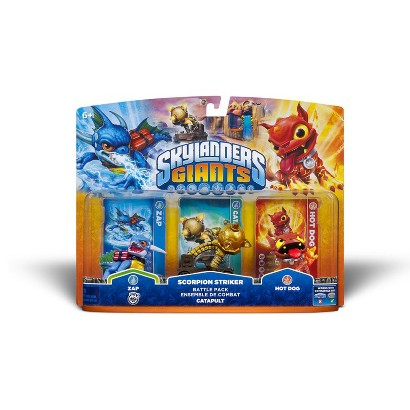 ACTIVISION SKYGIANTS: BATTLE PACK #2