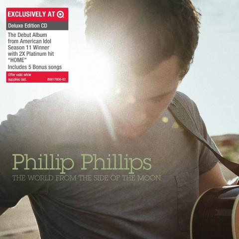 Phillip Phillips - The World From The Side Of The Moon - Only at Target