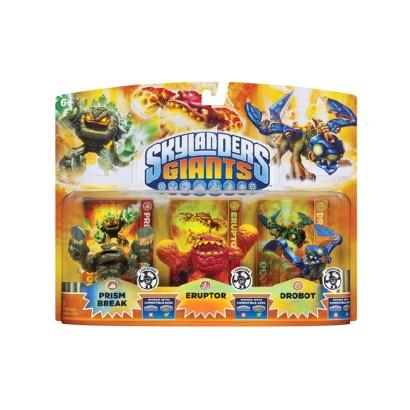 Skylanders Giants: Lightcore Triple Pack (Target Exclusive)