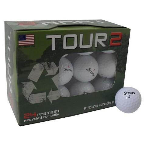 Srixon Mix Recycled Golf Balls - 24 pack