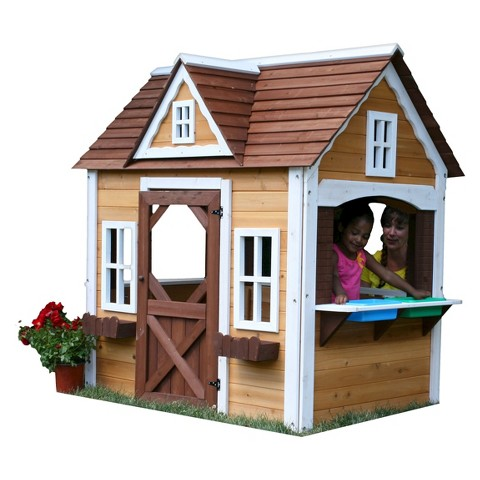 Swing-N-Slide Craftsman Playhouse