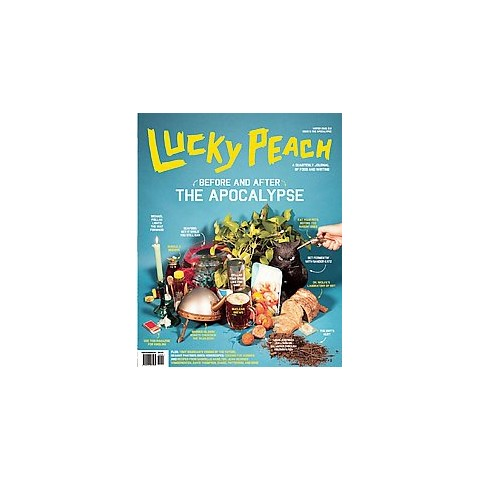 Lucky Peach, Issue 6 (Paperback)