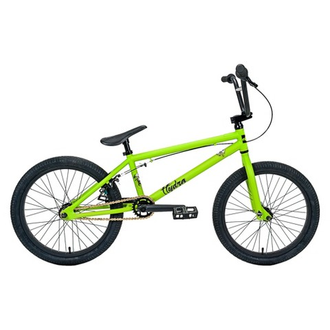 "DK Hydra 20"" Freestyle Bike - Lime Green"