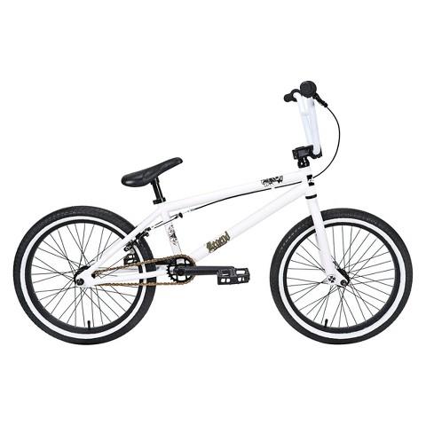 "DK Legend 20"" Freestyle Bike - White"