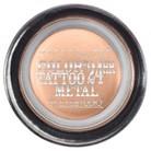 Maybelline® Eye Studio® Color Tattoo® Metal 24HR Cream Gel Eyeshadow