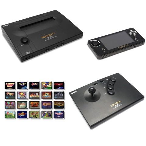 NeoGeo X Gold System - Black (NeoGeo)