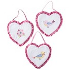 Sweet Jojo Designs Song Bird Wall Hangings