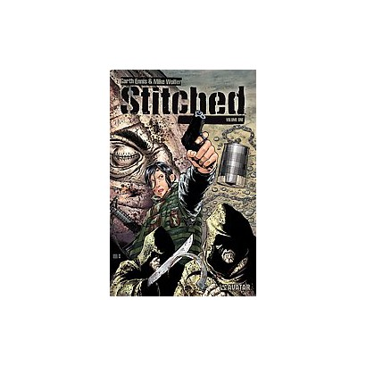 Stitched (1) (Paperback)