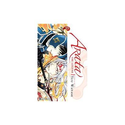 Arata: the Legend 12 (Paperback)