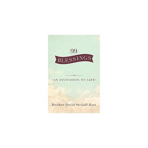 99 Blessings (Hardcover)