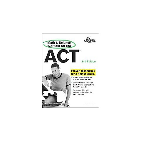 Math and Science Workout for the ACT (Paperback)