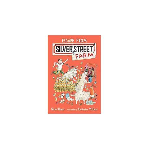 Escape from Silver Street Farm (Hardcover)