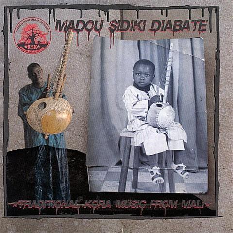Mariam: Traditional Kora Music From Mali